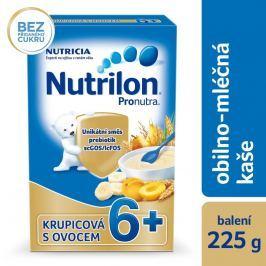 Nutrilon kaše mléčná krupicová s ovocem