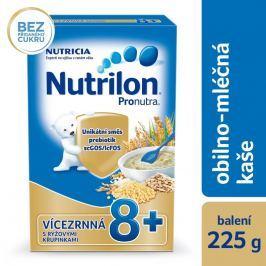 Nutrilon kaše mléčná vícezrnná rýžová s křupinkami