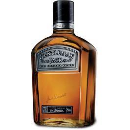 Jack Daniel´s Tennessee whiskey Gentleman Jack