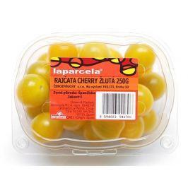 La Parcela Rajčata cherry žlutá, vanička