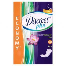 Discreet Plus Deo water lily intimky s vůní 50ks
