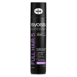 Syoss Full Hair 5 lak na vlasy extra silná fixace