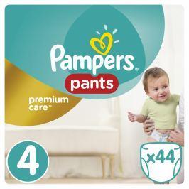 Pampers Premium Care Pants plenkové kalhotky Maxi 9-14kg (velikost 4) 44ks