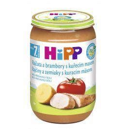 HiPP Bio Zelenina s těstovinami a šunkou