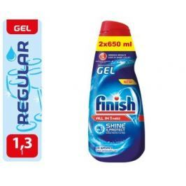 Finish All-in-1 Shine&Protect 2x650ml gel do myčky