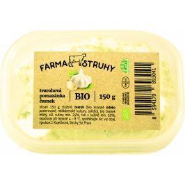 Farma Struhy Bio tvarohová pomazánka česnek