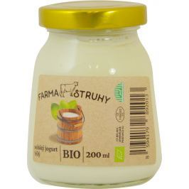 Farma Struhy Bio selský jogurt bílý