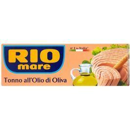 Rio Mare Tuňák v olivovém oleji 3x80g,