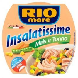 Rio Mare tuňákový salát + kukuřice