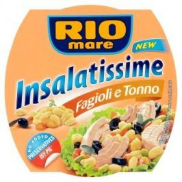 Rio Mare tuňákový salát + fazole