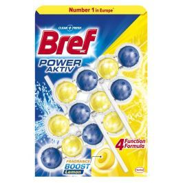 Bref PowerAktiv Lemon 3x50g
