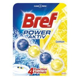 Bref PowerAktiv Lemon WC blok 50g