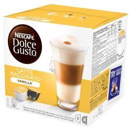 Nescafé Dolce Gusto Latte Macchiato vanilla 16 kapslí