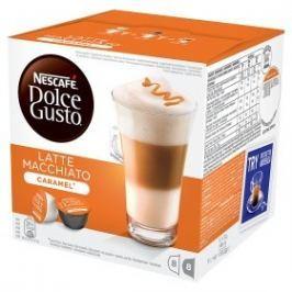 Nescafé Dolce Gusto latte macchiato caramel 16 kapslí