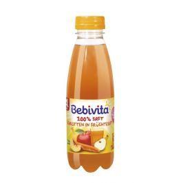 Bebivita Mrkvovo-ovocná šťáva