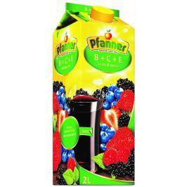Pfanner B+C+E ovocný nápoj s lesními plody