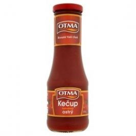 Otma Kečup ostrý