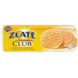Opavia Zlaté Club s máslovou příchutí