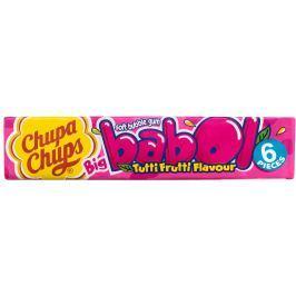 Chupa Chups Big Babol žvýkačka s příchutí Tutti Frutti