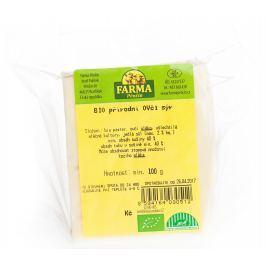 Farma Pěnčín BIO ovčí sýr přírodní