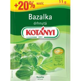 Kotányi Bazalka drhnutá