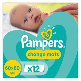 Pampers Changemats – dětské přebalovací podložky 12ks