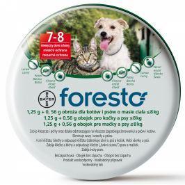 Foresto Antiparazitní obojek pro kočky a malé psy 38cm