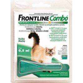 Frontline Antiparazitní Spot on Combo pro kočky 0,5ml