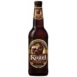 Velkopopovický Kozel černé pivo