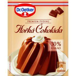 Dr.Oetker Premium puding Hořká čokoláda