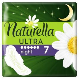 Naturella Vložky Ultra Night 7ks