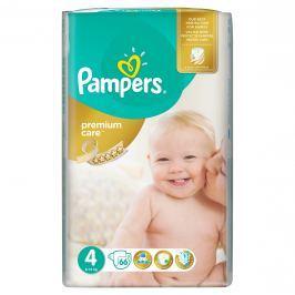 Pampers Premium Care plenky Maxi 8-14kg (velikost 4) Jumbo Pack 66ks