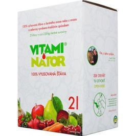 Vitaminátor100% vylisovaná šťáva jablko - červená řepa
