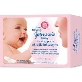 Johnson's Baby Prsní vložky 50ks