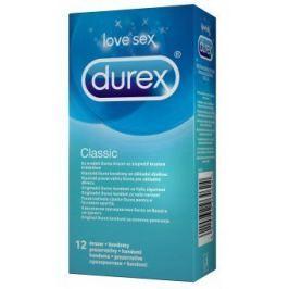 Durex Classic 12ks