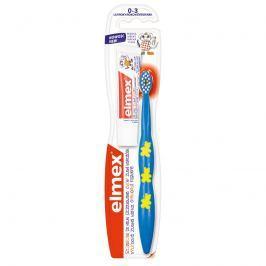 Elmex Dětský zubní kartáček cvičný 0-3 roky