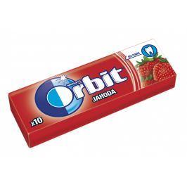 Wrigley's Orbit Jahodová žvýkačka bez cukru