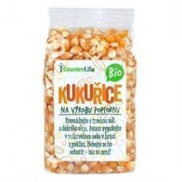 Country Life Kukuřice na výrobu popcornu