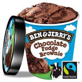 Ben&Jerry's Chocolate Fudge Brownie