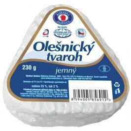 Moravia Olešnický tvaroh jemný 2 % tuku