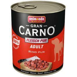 Animonda GranCarno Adult konzerva pro psy hovězí