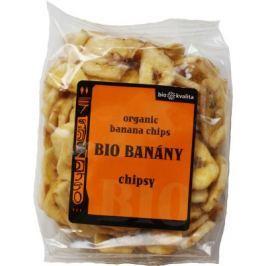 Bionebio BIO banán plátky sušené