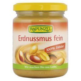 RAPUNZEL 100% arašídová pasta jemná BIO
