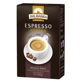 Jihlavanka Espresso pražená mletá káva