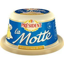 Président La Motte máslo s mořskou solí