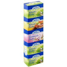 Meggle máslo ochucené mix 5x20g