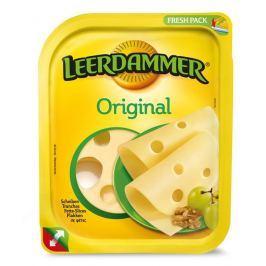 Leerdammer sýr plátky