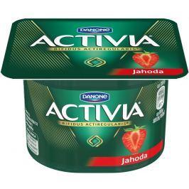 Danone Activia jogurt jahodový