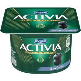 Danone Activia jogurt borůvkový