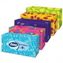 Zewa Everyday Box papírové kapesníky 2vrstvé 100ks